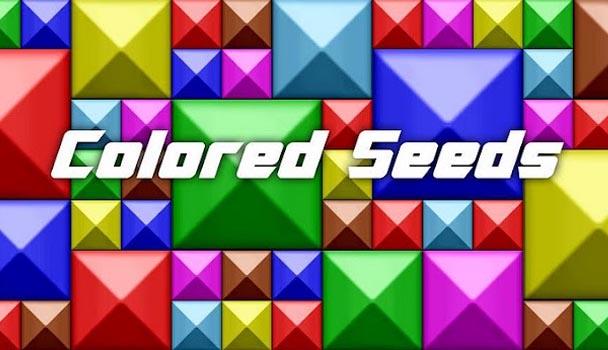 Логическая игра Colored Seeds HD