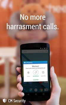 CM Security лучший антивирус на телефон