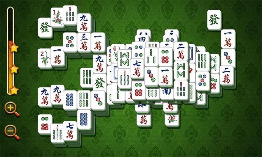 Mahjong - бесплатная игра для телефона