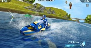 игра Powerboat Racing 3D