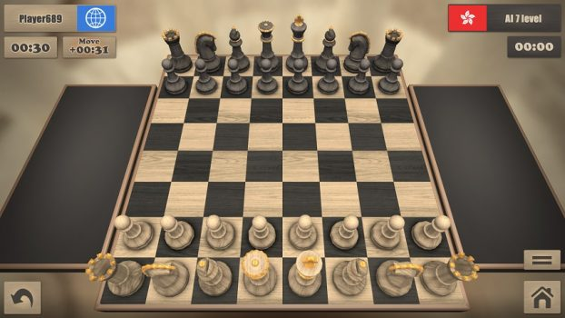 Реальные шахматы игра на телефон