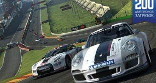 игра Real Racing 3 на андроид
