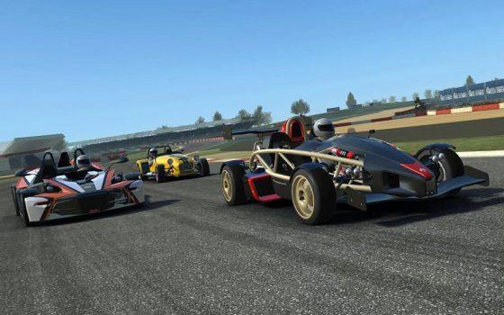 бесплатная игра Real Racing 3