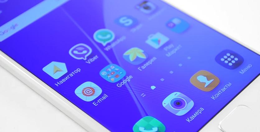 телефона-новинки от Самсунг