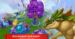 игра Dragons World для телефона