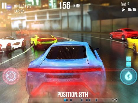 игра High Speed Race