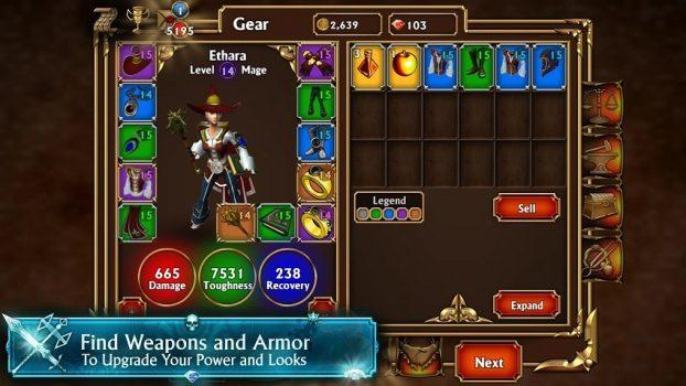 игра Eternium: Mage And Minions