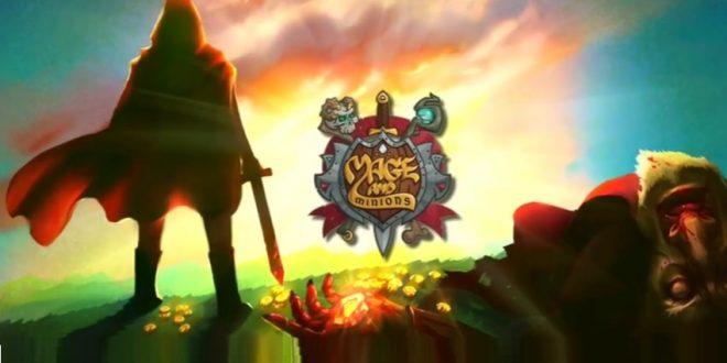 игра Mage And Minions