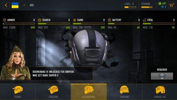 игра Sniper Arena для телефона
