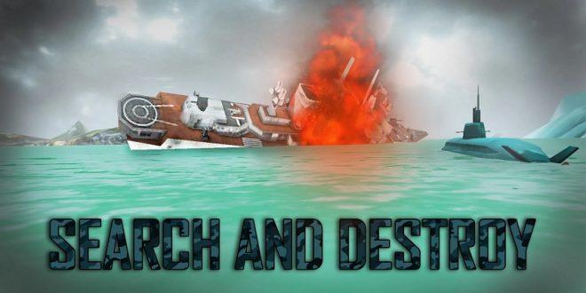 игра Submarine Sim MMO для телефона
