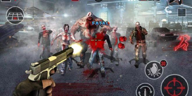 Zombie killer на телефон