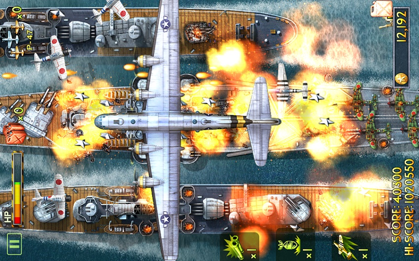 iFighter 2: The Pacific 1942 аркадная игра