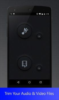 приложение Audio Video Cutter