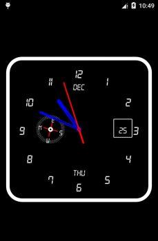 приложение Часы