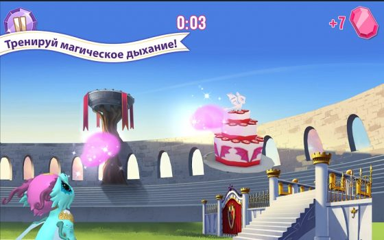 игра Ever After High: Baby Dragons