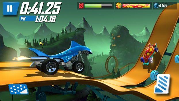 скачать игры Hot Wheels гонки