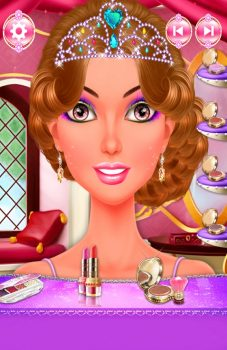 игра Princess Palase Salon