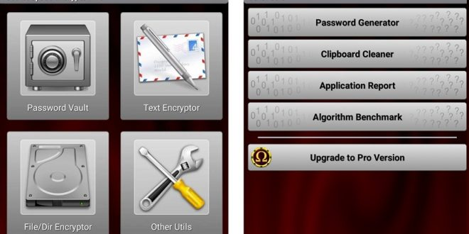 SSE Encryption для телефона