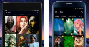 приложение True HD 4K Wallpapers