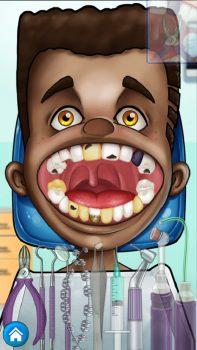 игра Dentist Games на телефон