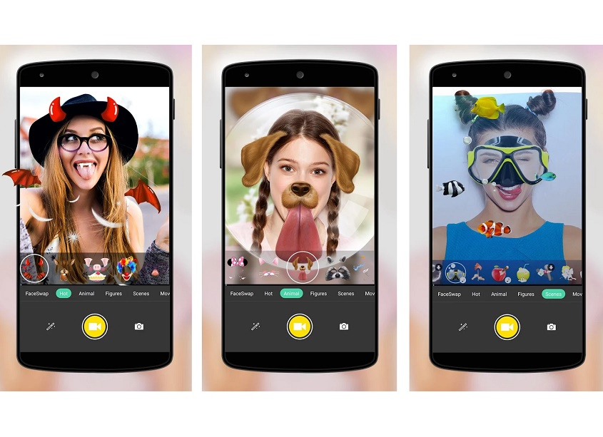 приложение Face Camera