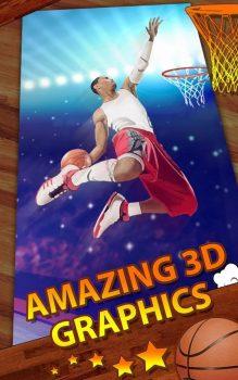 игра на андроид Shoot Baskets Basketball