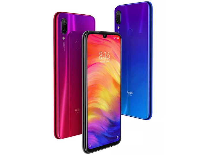 Xiaomi Redmi Note 7 телефон до 15000 рублей