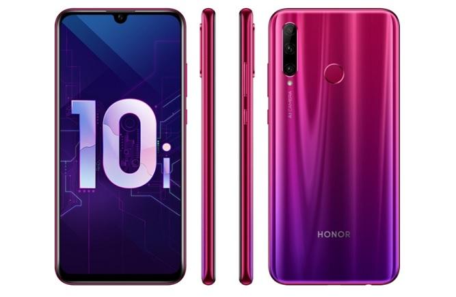 Huawei Honor 10i 2019 года