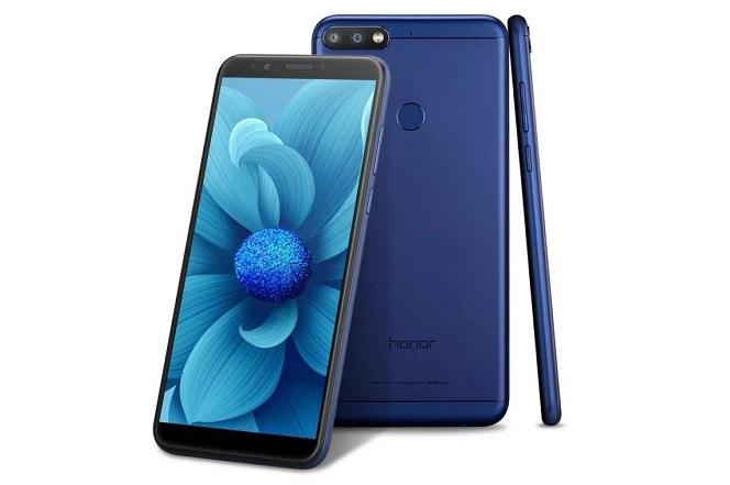обзор Huawei Honor 7C