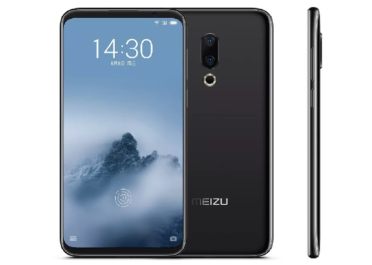 Meizu 16th обзор