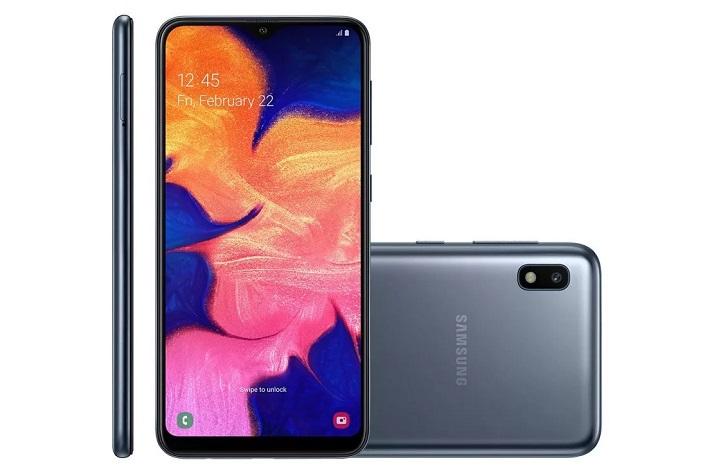 Samsung Galaxy A10 обзор до 10000 рублей