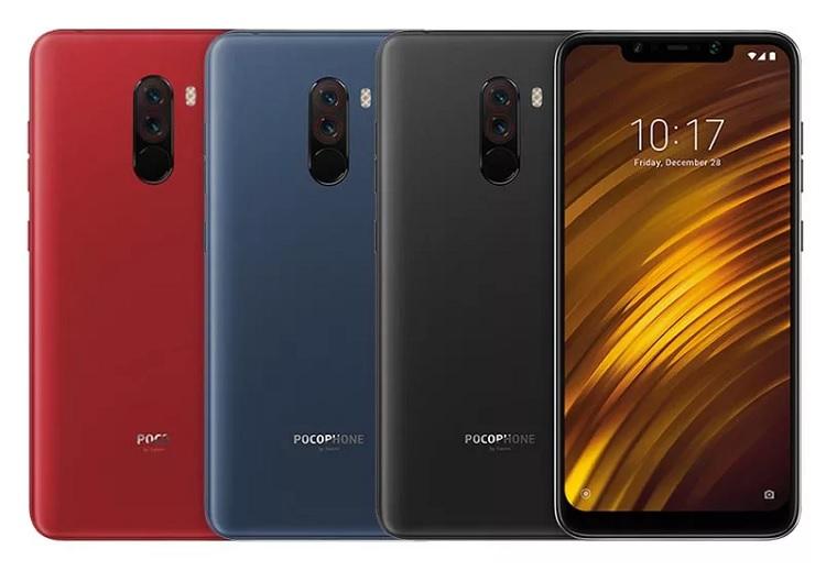 Xiaomi Pocophone F1 телефон топ до 20000 рублей