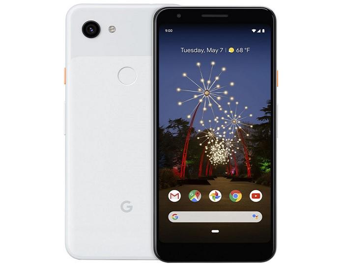 Google Pixel 3a Топ компактных телефонов