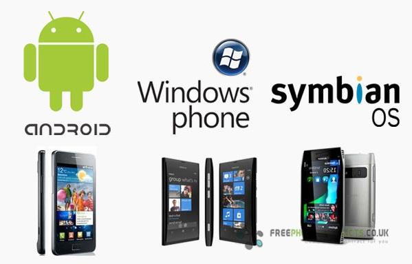Приложений для мобильных телефонов