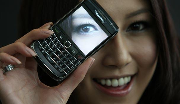BlackBerryBold 9700 – коммуникатор бизнес уровня