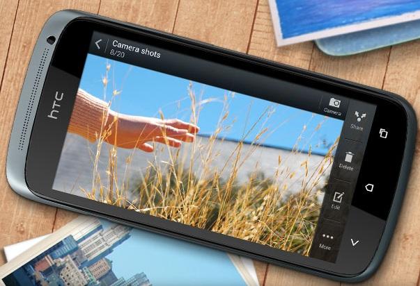 HTC One X – четыре ядра