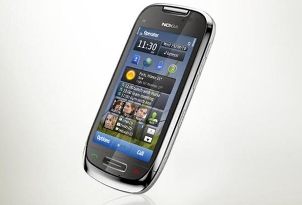 смарфонов С-серии Nokia