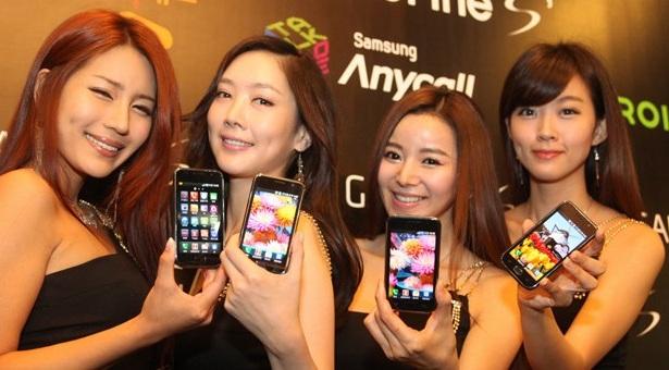Смартфон 2012 года
