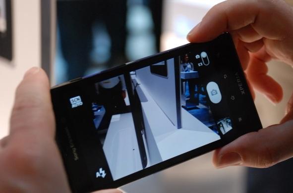телефон с волшебным экраном