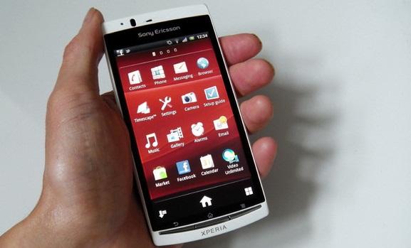 Обзор мобильных телефонов